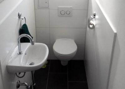 WC Neugestaltung
